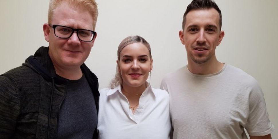 Anne Marie Tells 98FM's Big Breakfast How She Deals With Cheating Boyfriends