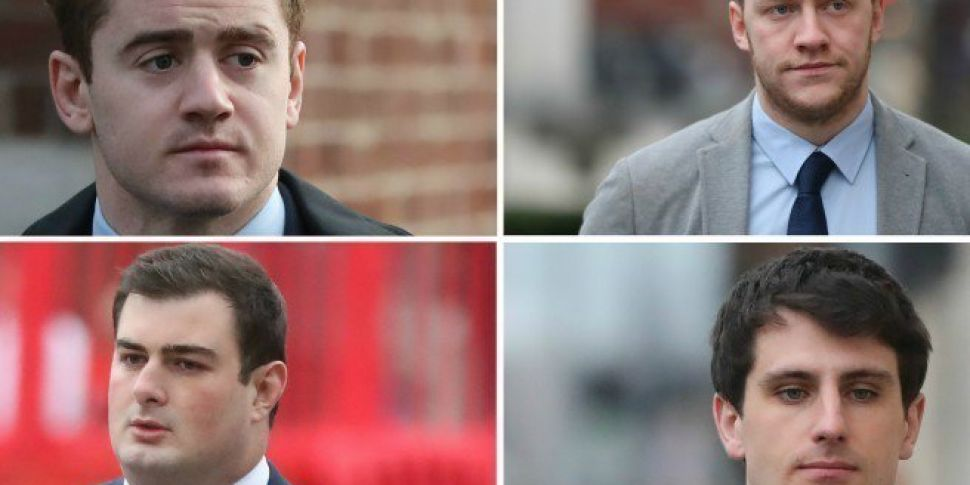 All Four Defendants Acquitted In Belfast Rugby Rape Trial