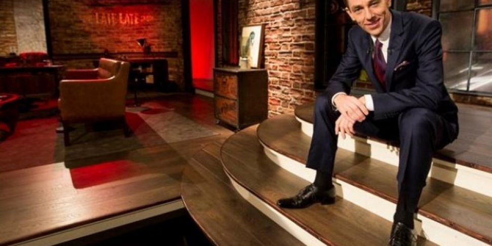 Here's Who's On This Week's Late Late Show