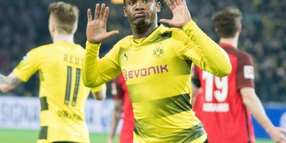 UEFA ends probe into Michy Batshuayi racial abuse claim