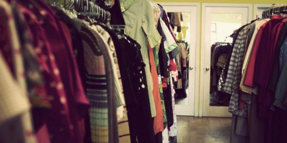 Charity Shop Finds Suspect Dev...