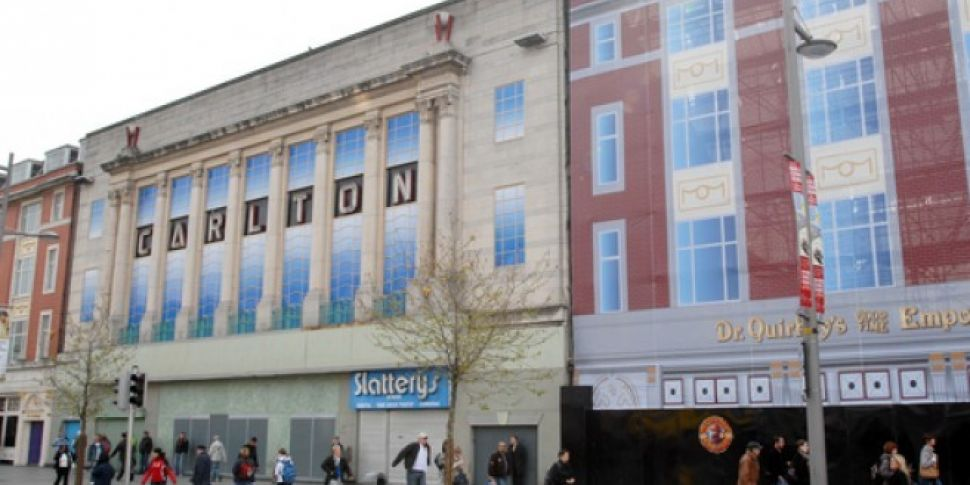 The Old Carlton Cinema Site Is Finally Being Redeveloped