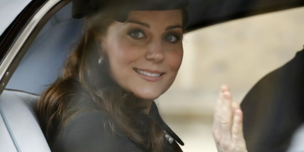 Kate Middleton Gives Birth To...