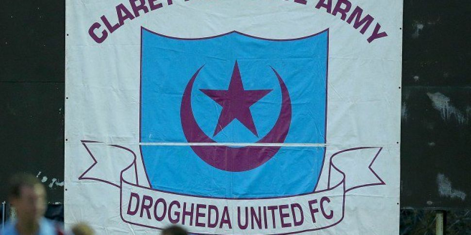 Drogheda United player to dona...