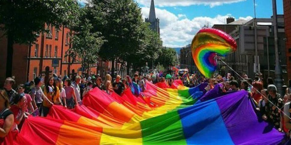 Dublin Pride Announces Theme For 2018 Festival