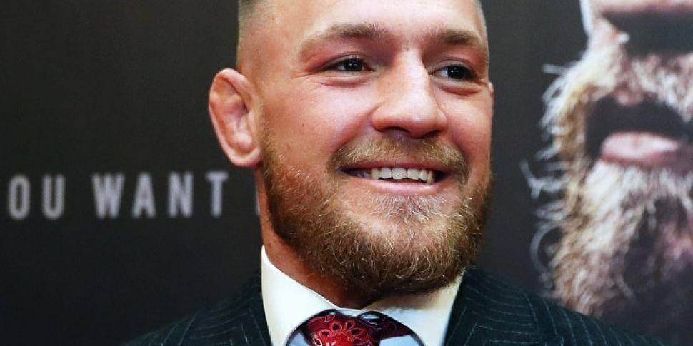 Conor McGregor Donates Thousands To Sick Boy