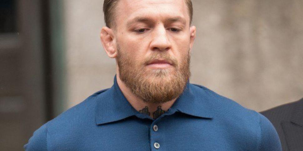 Conor McGregor Released On Bai...