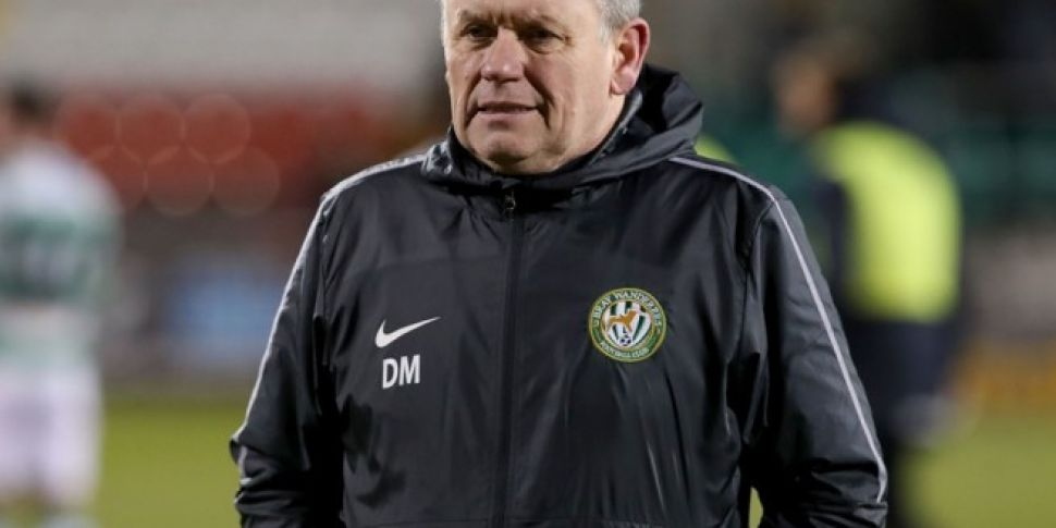 Mackey Resigns as Bray Wanderers manager