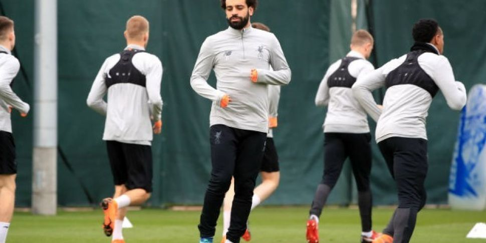 Liverpool boosted as Mohamed Salah trains ahead of Man City clash