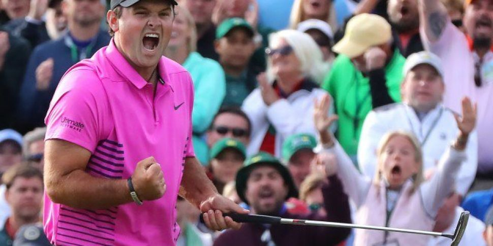 Why is no-one asking about Patrick Reed's TUE?