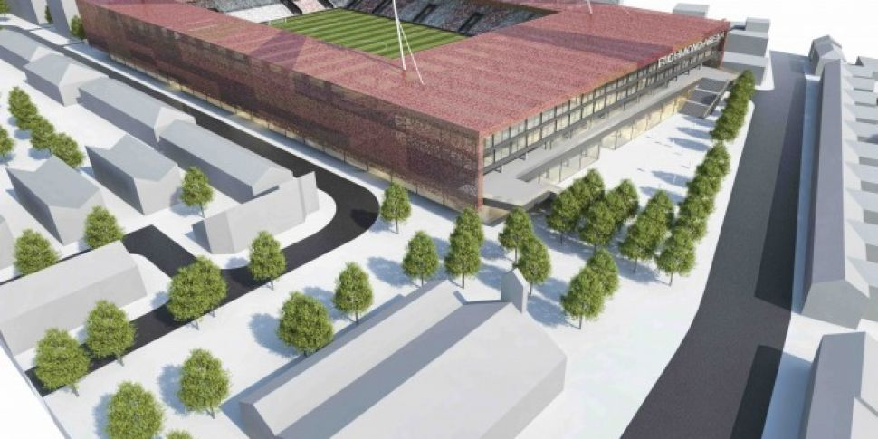 St Patrick's Athletic unveil vision for a new 12,000 seater stadium