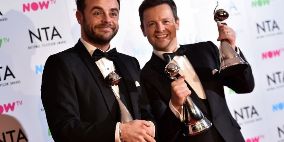 Dec To Present Britain's Got Talent Without Ant