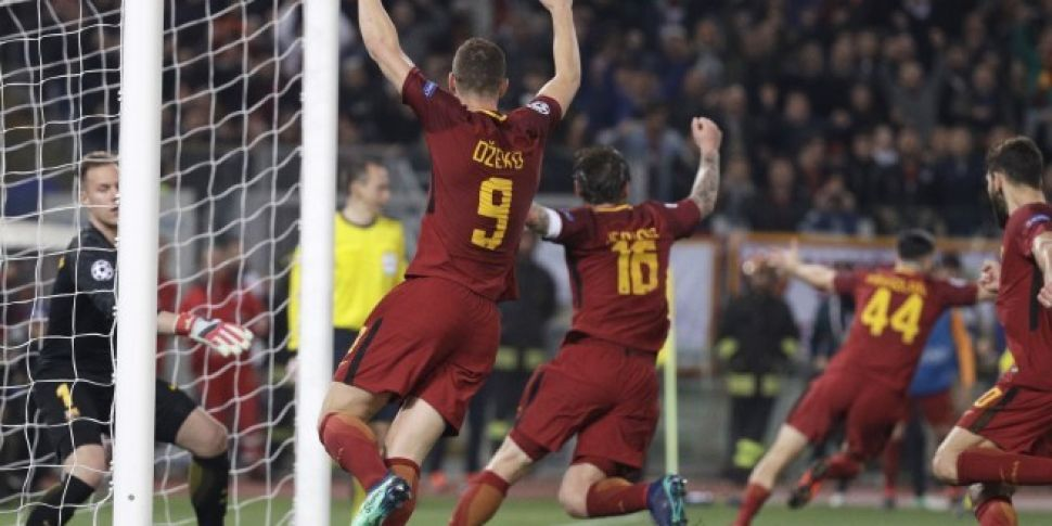How did Roma pull off the shock of all shock comebacks against Barcelona?