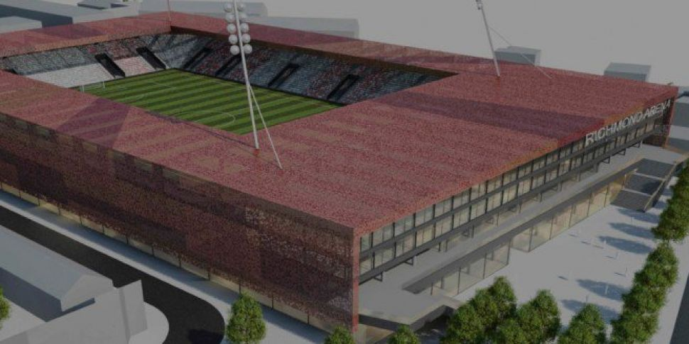 St Pat's FC Plans Stadium On Shopping Centre In Inchicore