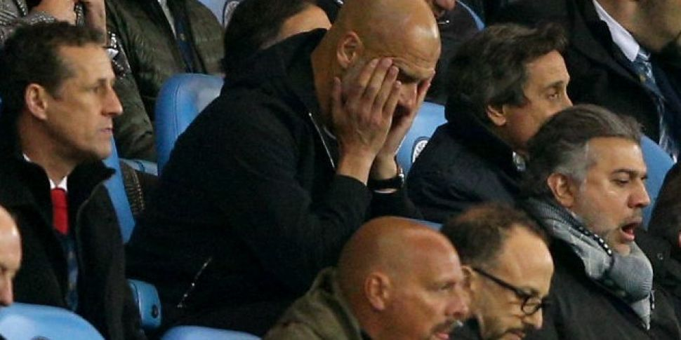 Pep Guardiola and Liverpool in hot water with UEFA