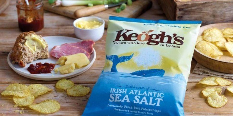 Keogh's Crisps Signs Major Emirates Deal