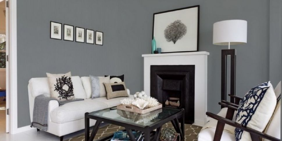 Grey Named Ireland's Favourite Paint Colour