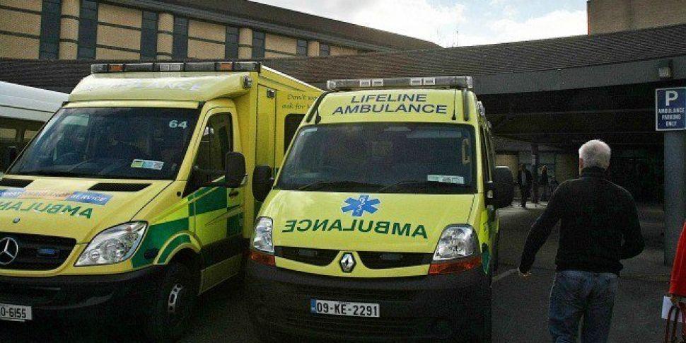 Man Found Injured In Tallaght...