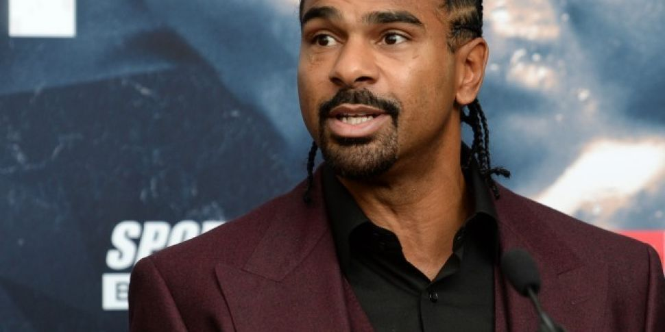 """It made me ashamed of the way I acted"" - David Haye expresses regret over use of word ""retards"""