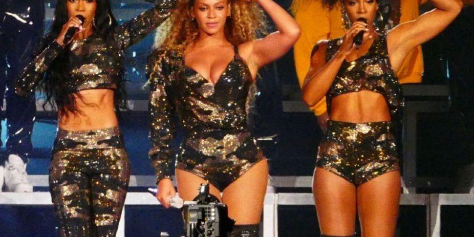 Destiny's Child Reunited At Coachella