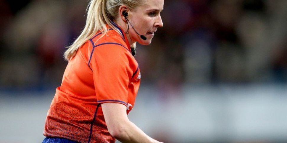 """Hats off to Oliver"" - We got Joy Neville's perspective on the Buffon incident"