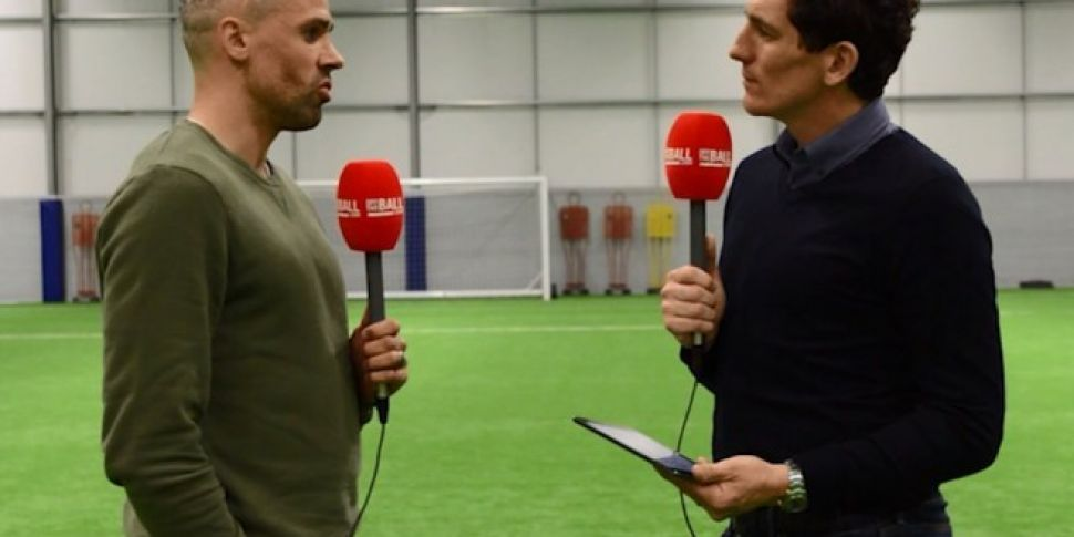WATCH | The Keith Andrews Show...
