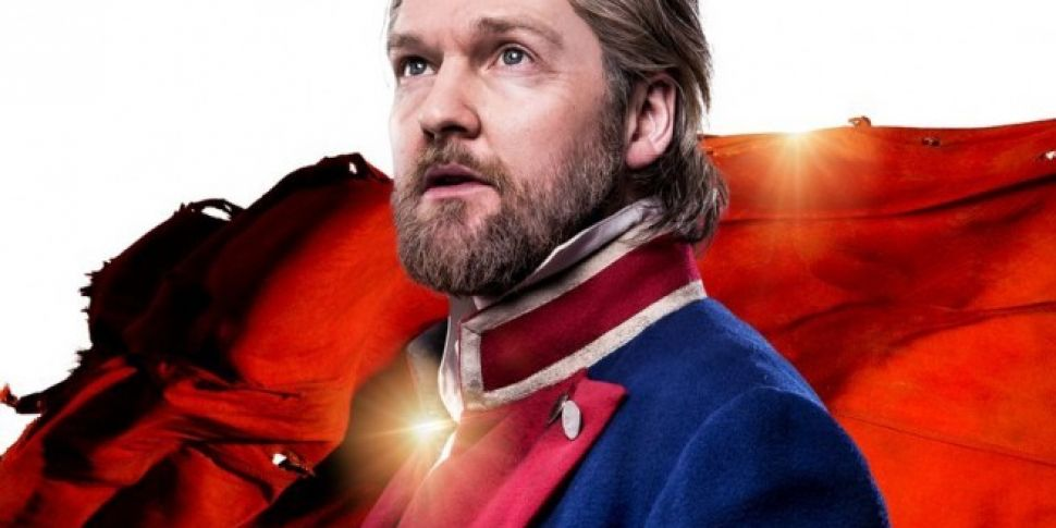 Irish Actor To Star In Les Mis...