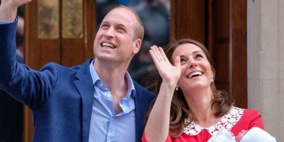 Royal Baby Named Louis Arthur...