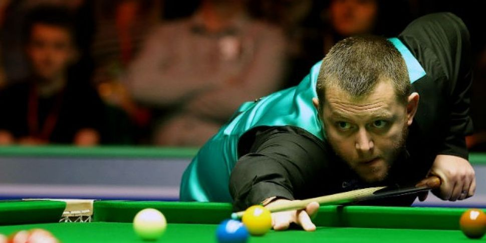 Three former champions crash out at Crucible as Mark Allen progresses