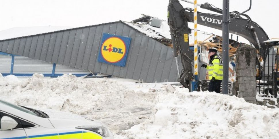 Lidl Fortunestown Re-opening