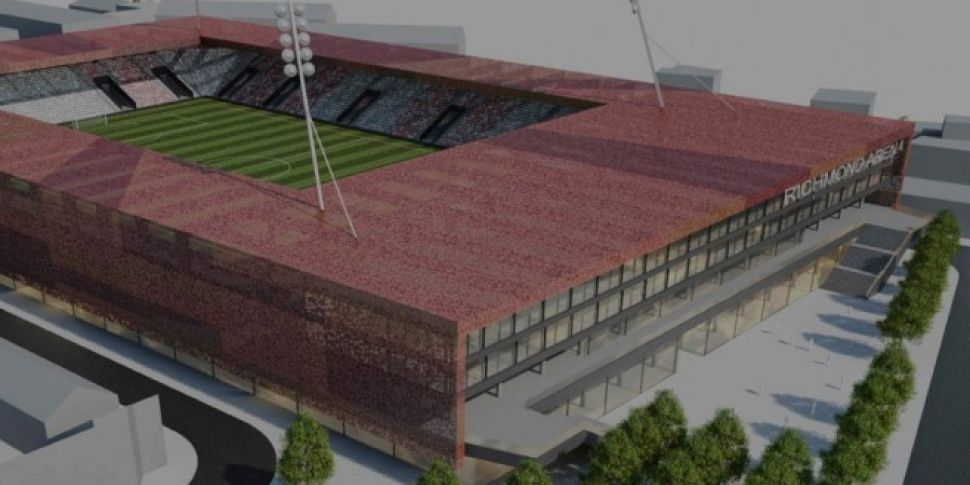 Hopes Fading For UEFA-Grade Stadium In Inchicore