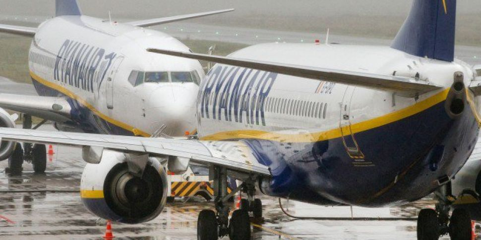 Ryanair Flights Cancelled Due...