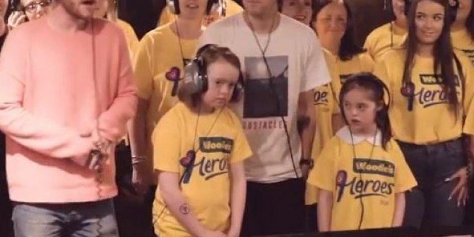 Foo Fighters Help Irish Children's Charity Campaign