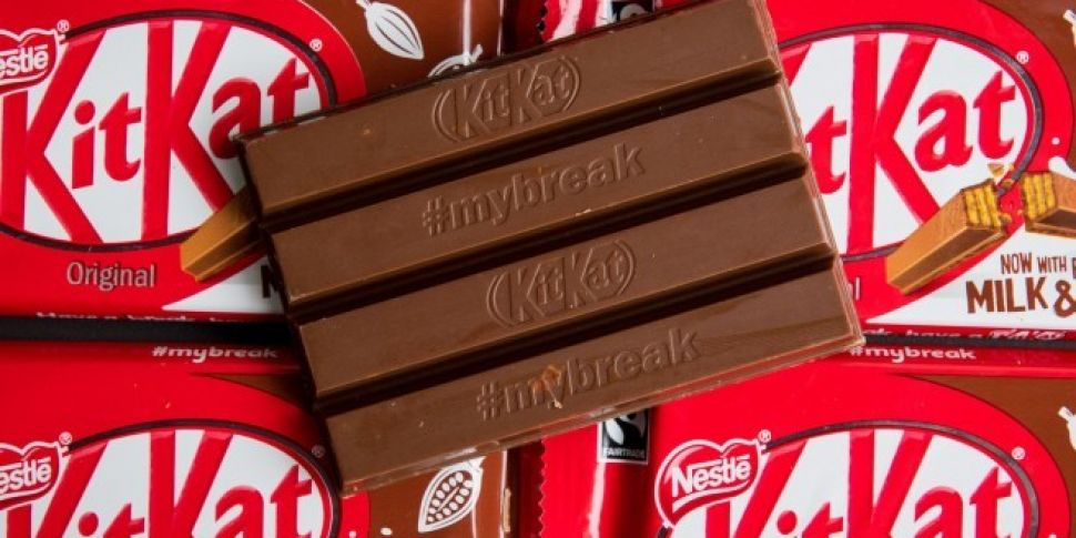 Kit Kat Given Two Fingers In 16-Year Trademark Fight