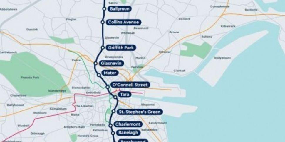 Ranelagh Redesign Of Metro Lin...