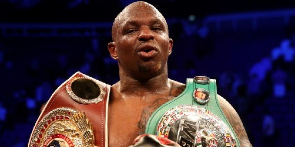 Dillian Whyte tells us his Tys...