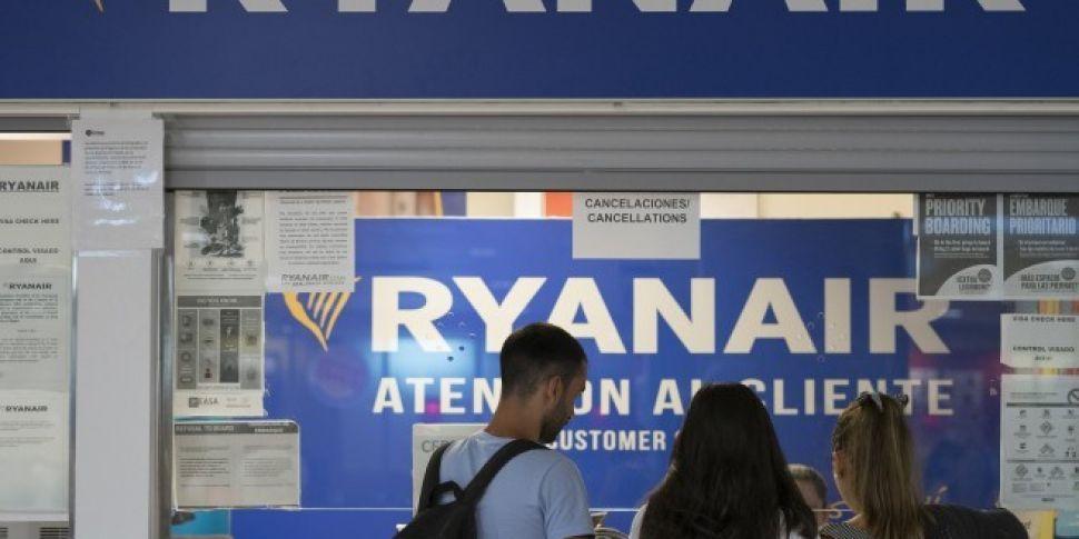 German Pilots At Ryanair Join Dublin Walk Out On Friday