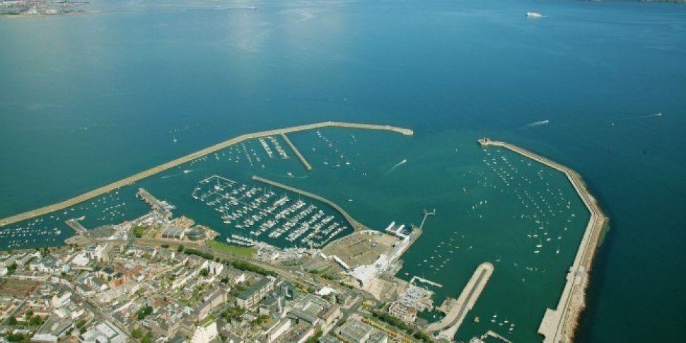 The Dun Laoghaire Harbour Race...