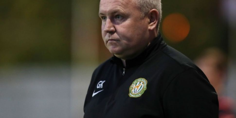 Graham Kelly announces Bray Wanderers exit