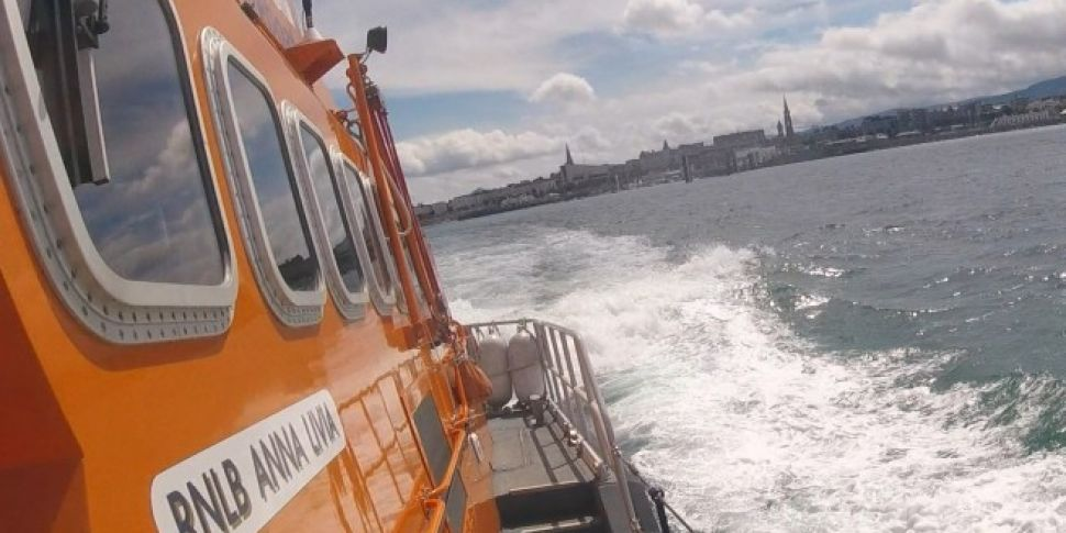Six Resuced Off Dalkey By RNLI
