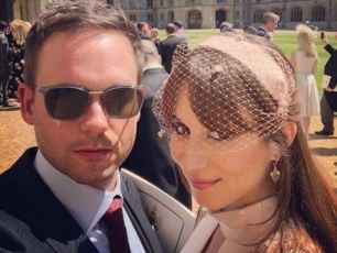 Troian Bellisario Expecting First Child With Patrick J. Adams