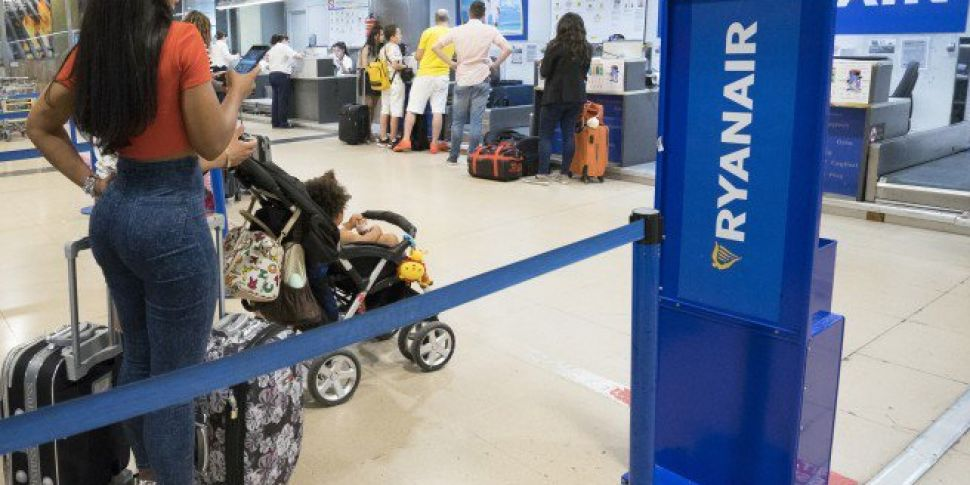 Ryanair To Charge For Larger C...