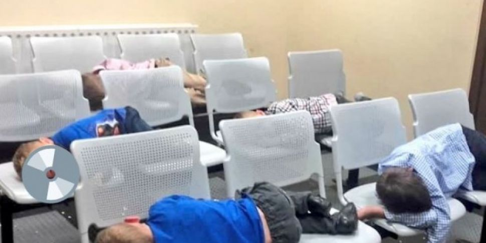 Dublin Mother And Kids Forced To Sleep At Garda Station