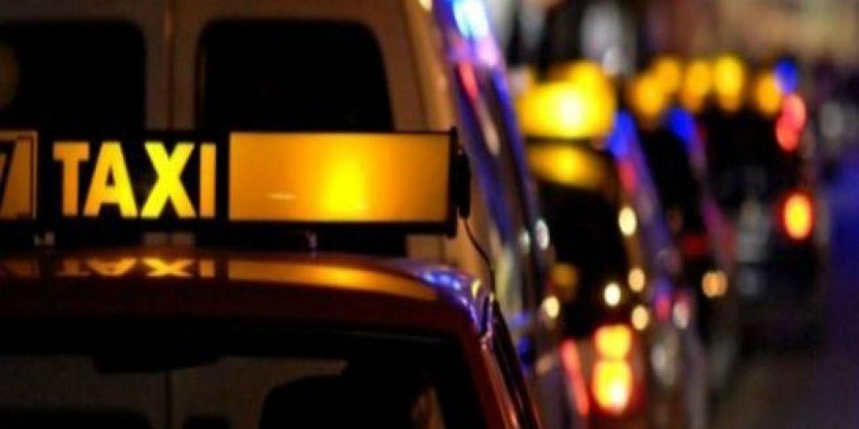 Gardai Appealing For Taxi Driv...
