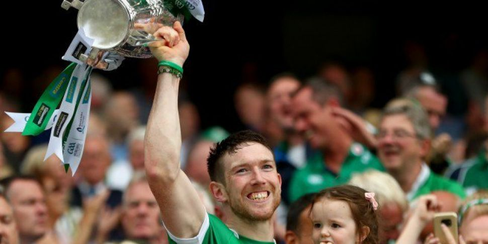 Seamus Hickey highlights what...