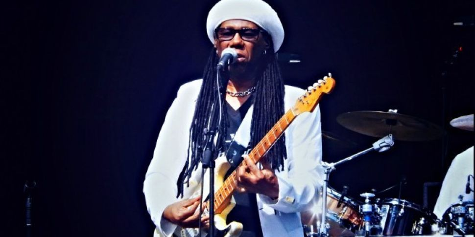 Nile Rodgers & Chic Announced...
