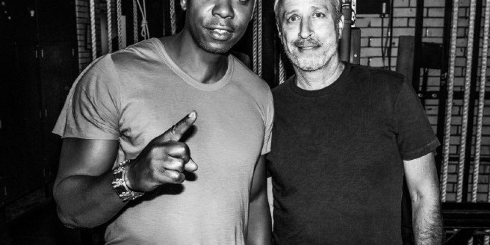 Dave Chappelle & Jon Stewart A...