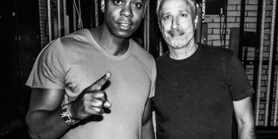 Dave Chappell And Jon Stewart...