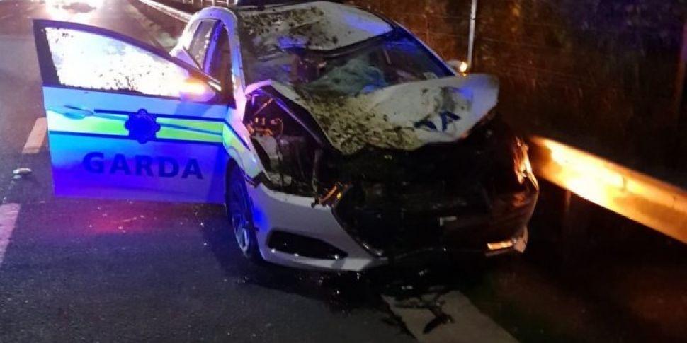 Two Gardaí Injured After Runa...