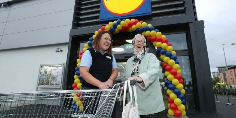 Lidl Fortunestown Reopens Five...
